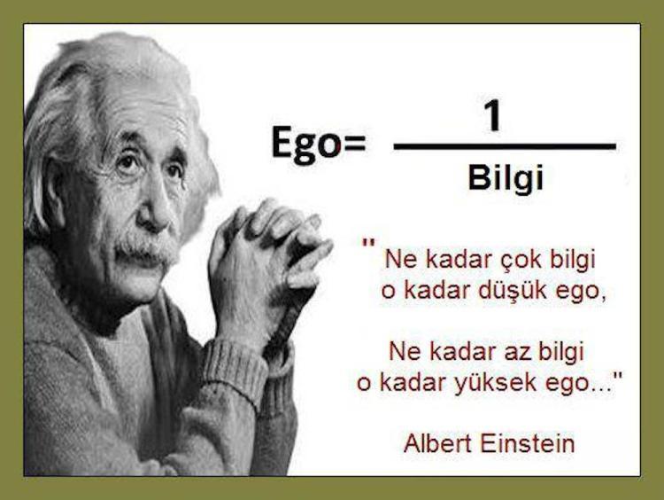 ego tehlikeli birsey! kurtulun ondan